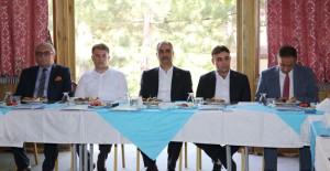 Sivas Kale Projesi'ne ilişkin çalıştay düzenlendi!