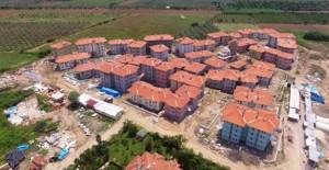 TOKİ Bursa İznik projesinin inşasında sona yaklaşıldı!