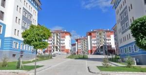 TOKİ Yozgat Akdağmadeni Bozok Yaylası'na 424 konut inşa etti!