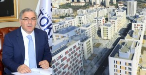 TOKİ Kayaşehir projesini Ergün Turan anlattı!