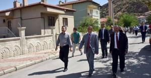 Afyon Hasan Karaağaç Mahallesi'nin alt ve üst yapısı tamamen yenilendi!