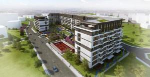 Alyans İnşaat'tan yeni proje; Gebze Cadde Alyans projesi
