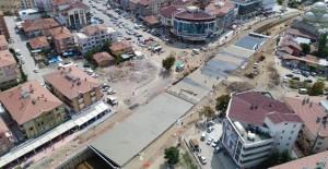 Ankara'da 4 caddenin kesişimine köprülü kavşak yapılıyor!
