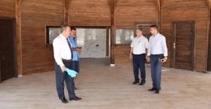 Başkan Çerçi'den Mareşal Fevzi Çakmak Mahallesi'ne kültür merkezi müjdesi!