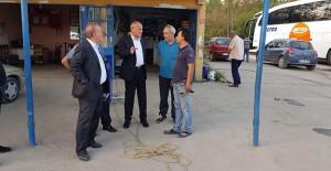 Başkan Keleş, Düzce Eski Sanayi Sitesi kentsel dönüşüm projesini değerlendirdi!