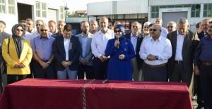 """Başkan Toru """"Türkiye'nin en büyük kentsel dönüşüm çalışmasını yapıyoruz""""!"""