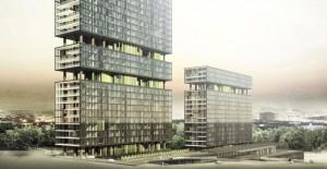 Cubes Ankara projesi daire fiyatları!