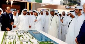 Dubai Cityscape'de Türk firmalarının projeleribüyük ilgi gördü!
