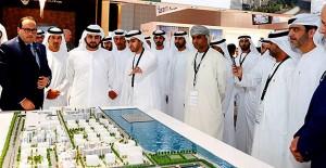 Dubai Cityscape Global 2017 fuarı dün kapılarını açtı!