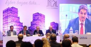 Esenler'in ilk nitelikli lüks konut projesi olacak Ömür İstanbul'un tanıtımı yapıldı!
