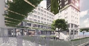 Fikirtepe'ye yeni proje; Optimist Residence