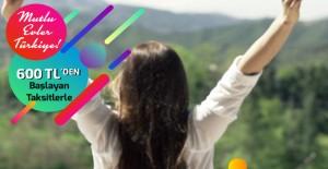 """İşte Sur Yapı """"Mutlu Evler Türkiye"""" kampanyasının geçerli olduğu projeler!"""