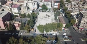 Kahramanmaraş'ta eski SSK Hizmet binası yıkılıyor!