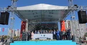 Kayseri Belediyesi Kızılırmak Kavşağı'nın temelini attı!