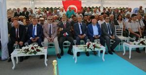 Kayseri Yahyalı Meydan Projesi'nin temel atma töreni yapıldı!