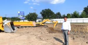 Osmangazi Kaliteli Yaşam Merkezi'nde kazı çalışmaları başladı!