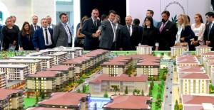 Soğanlı Kentsel Dönüşüm projesi CNR Emlak Ankara Fuarı'nın gözdesi oldu!