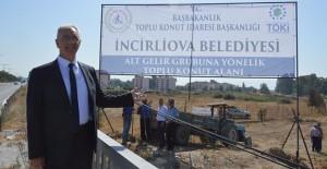 TOKİ Aydın İncirliova'da dar gelirliye 200 konut yapacak!