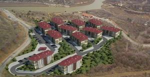 TOKİ Erzincan Kemaliye İshakpaşa'ya 146 konut inşa edecek!