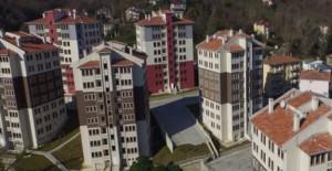 Ordu Perşembe'de 1500 dairelik TOKİ konutlarına yoğun talep!