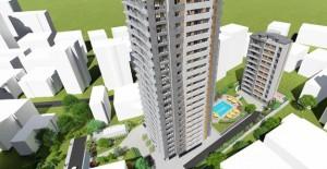 Asce&Kıral Yapı'dan yeni proje; Büyük Konak Residence projesi