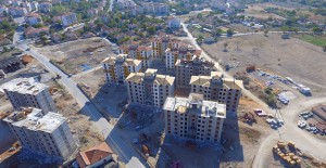 Kırşehir Bağbaşı Kentsel Dönüşüm projesi 3. Etap inşaatı devam ediyor!