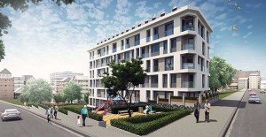 Double Flats projesi / İstanbul Anadolu / Maltepe