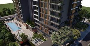 Gümüş İnşaat'tan Bornova'ya yeni proje; Gümüş Park Avenue projesi