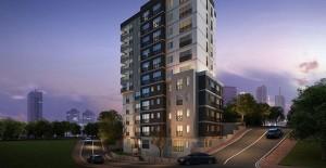 Kent Residence projesi / İstanbul Avrupa / Kağıthane