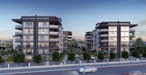 Nefes Sahil projesi Narlıdere'de yükseliyor!