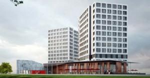 Öz Gayrimenkul Bahçelievler Rezidans projesi / İstanbul Avrupa / Bahçelievler