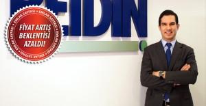 REIDIN Türkiye Gayrimenkul Sektörü Güven ve Fiyat Beklenti Endeksi açıklandı!