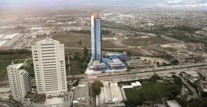 Sky Tower Bursa projesi geliyor!