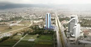 Sky Tower Bursa projesi nerede? İşte lokasyonu...