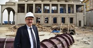 Trabzon Pelitli kentsel dönüşüm projesi'nin yüzde 40'ı tamamlandı!