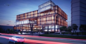 Volume Kurtköy Ofis projesi Satış Ofisi!