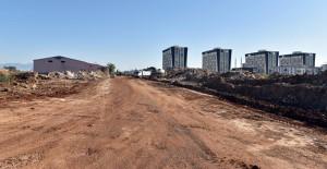 Antalya Kepez Altınova'da 20-30 metre genişliğinde ara yollar açılıyor!