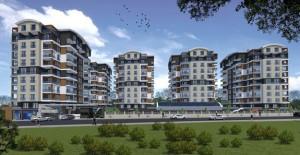Ataevler Emek 23 Modern projesi / Bursa / Nilüfer