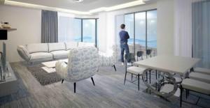 CT 45 Residence projesi daire fiyatları!