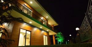 Eksa İnşaat'tan yeni proje; Rift Villaları Bahçecik