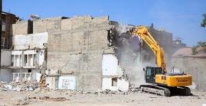 Gaziantep Şehitkamil'de kentsel dönüşüm süreci hızla ilerliyor!