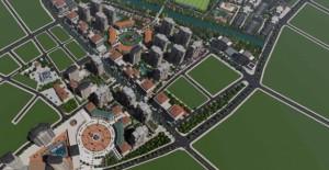 Kahramanmaraş Satıkadın kentsel dönüşüm projesi halka tanıtıldı!
