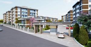 Kervancı Parkorman projesi daire fiyatları!