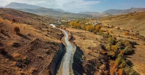 Malatya Akçadağ'da 3 metrelik yol genişletilerek 10 metre olacak!