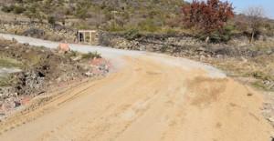 Manisa Yunusemre'de arazi yollarının yapımını tamamladı!