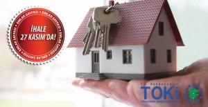 TOKİ'den Zonguldak Terakki'ye 110 konut!