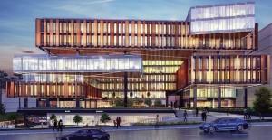 Volume Kurtköy Ofis projesi Çalışkan Yapı imzasıyla yükseliyor!