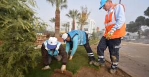 Yunusemre Muradiye'de Meydan Projesi'nin çalışmalarında sona gelindi!