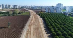 Adana Belediyesi'nden Seyhan'a Bin 863 metre uzunluğunda yeni bulvar!