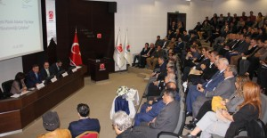 Adana Sanayi Odası'nda 'İmar Yönetmeliği' çalıştayı düzenlendi!